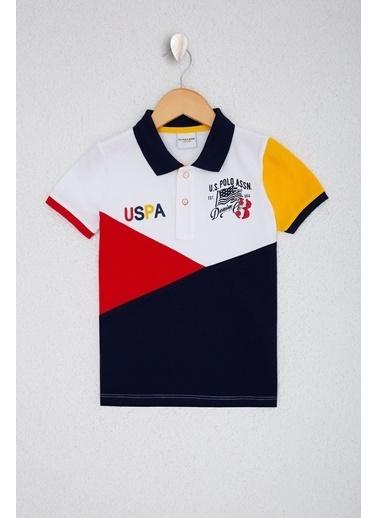 U.S. Polo Assn. U.S. Polo Assn. Lacivert Erkek Çocuk T-Shirt Lacivert